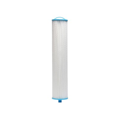Pleated Filter, 20/10 mic, 2.5""